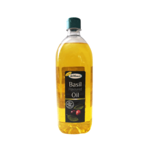 Flavoured Basil Oil 1l
