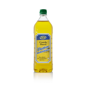 Flavoured Butter Oil 1l