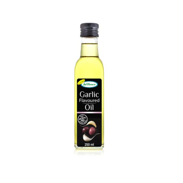 Flavoured Garlic Oil 250ml