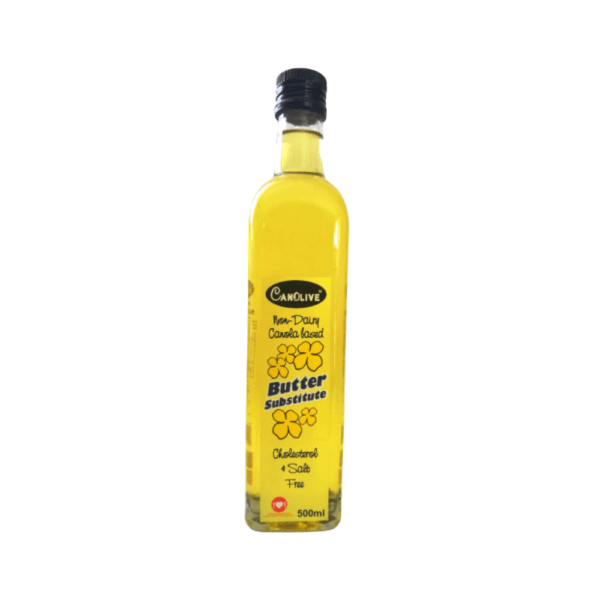 Flavoured Butter Oil 500ml