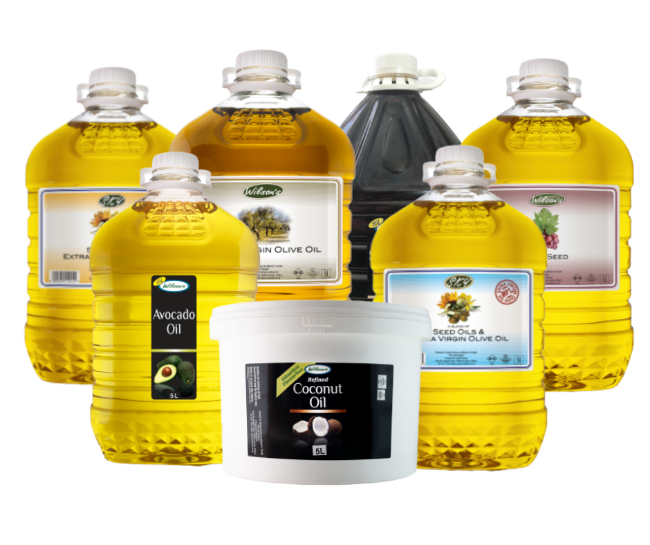 5L Oil Selection