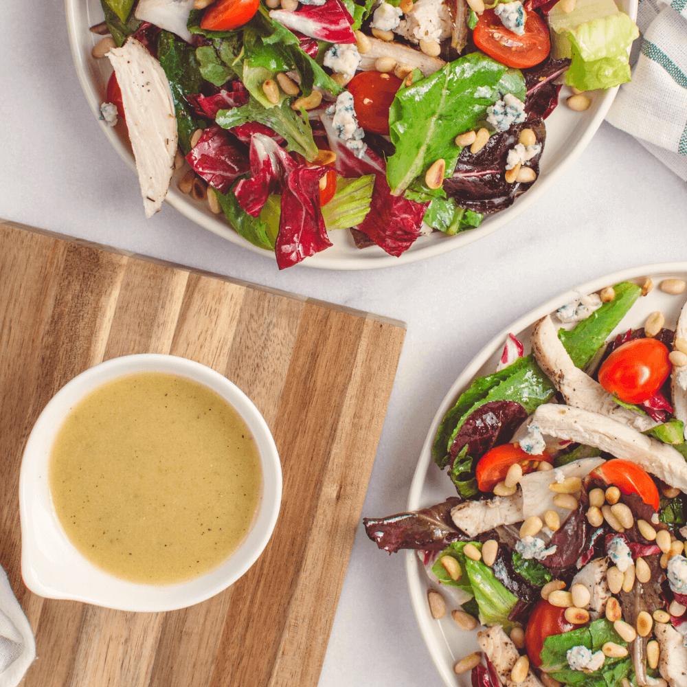 Immune Boosting Salad Dressing