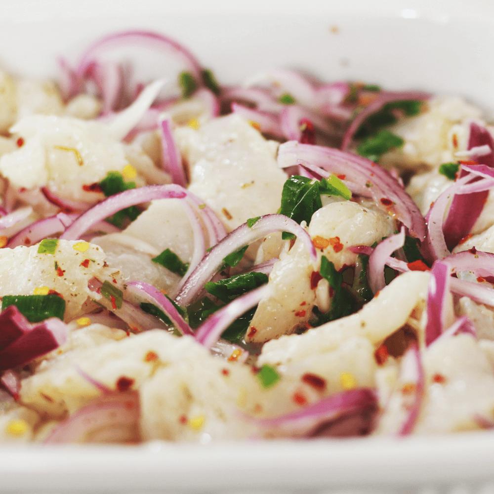 Yellowtail Ceviche