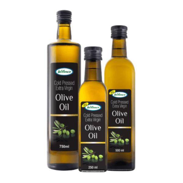 Extra Virgin Olive Oil Range