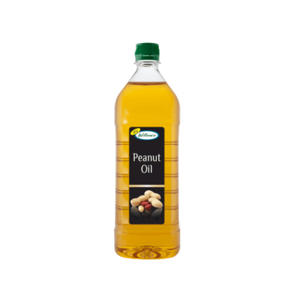 1L Plastic Bottle Peanut Oil