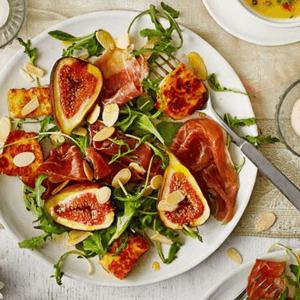Honey Glazed Fig Salad